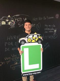 KEVIN WLADIMIR!!! #hoyvoy #autoescuela #sabadell