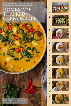 A creamy and full flavoured Thai red curry recipe with tender chunks of chicken and oven roasted veggies. Make this simple Thai red curry in just 30 minutes and for a boost of flavour try it with homemade Thai red curry paste. Thai Red Chicken Curry, Thai Red Curry, Roasted Veggies In Oven, Thai Curry Recipes, Coconut Sauce, Red Curry Paste, Latest Recipe, Oven Roast, Sweets Recipes