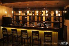 Бар в ночном клубе: интерьер, ар-деко, ночной клуб, дискотека, барная стойка, 10 - 20 м2 #interiordesign #artdeco #nightclub #disco #barcounter #10_20m2 arXip.com