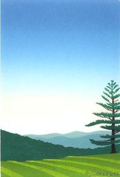 Mountain Summer by Sabra Field