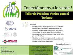 Te interesa. Las prácticas verdes? Participa en este taller es #gratis