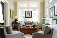 House of Turquoise: Suellen Gregory Interior Design