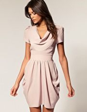 Discover the latest in women's fashion and men's clothing online. Shop from over styles, including dresses, jeans, shoes and accessories from ASOS and over 800 brands. ASOS brings you the best fashion clothes online. Pretty Outfits, Pretty Dresses, Vestido Asos, Look Formal, Tulip Dress, Pink Dress, Cowl Neck Dress, Dongguan, Blush Dresses