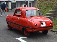 Datsun Baby 1965 - Keijidosha - Kei Car