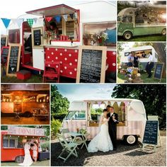 montage foodtruck inspiration mariage planche