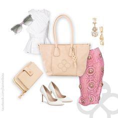 ¿Buscas el look mas chic y femenino de la temporada? Que te parece nuestra propuesta?? Puedes ver los detalles del bolso aquí: www.jaimeibiza.com/detalle.php?id=434