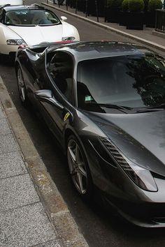 Platinum 458 Ferrari~