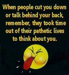 TALK...