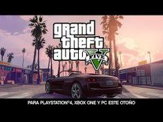 GTA V llegará a PS4, Xbox One y PC en otoño de 2014 [E3 2014] http://www.vidaextra.com/p/98103