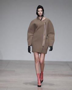Vestido estruturado - Filipe Faísca