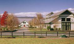 horse farm layout - Google Search