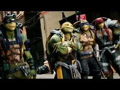 WATCH: New Trailer for 'Teenage Mutant Ninja Turtles' Released! | Elvis Duran and the Morning Show