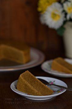 Simply Cooking and Baking...: Cake Kukus Pisang ( Gluten Free Steamed Banana Cake)