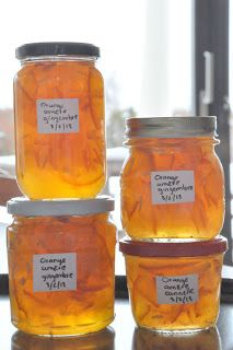 Confiture d'orange amère et gingembre Chutney, My Recipes, Healthy Recipes, Sweets Cake, Recipe Boards, Food And Drink, Homemade, Vegan, Cooking