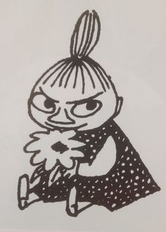 Tove Jansson's Little My More