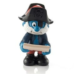 Captain Smurf #20760 - New for 2014