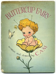 Barbara Mary Campbell (CAM): 'Buttercup Fairy', 1945