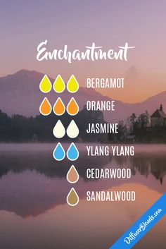 Enchantment Diffuser Blend