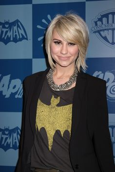 chelsea kane | Chelsea Kane at the Warner Bros. Consumer Products and Junk Food ...
