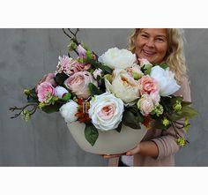 Abella kompozycja kwiatowa / bukiet