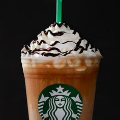 Caramel Cocoa Cluster Frappuccino® Blended Coffee | Starbucks Coffee Company