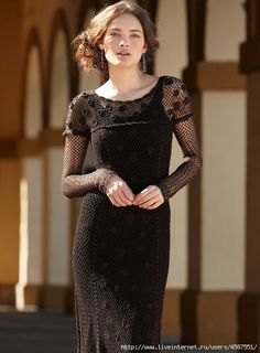 Inspirations Croche cu orice Lucy: Dress