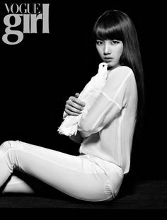 Suzy Miss A - Vogue Girl Magazine August Issue '11