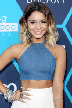 WOAH Vanessa Hudgens — is that you?!
