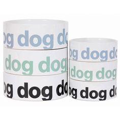 designer dog bowls - Harry Barker, Inc.