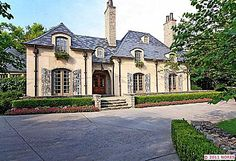 Rare custom jack arnold design luxury homes french - Maison familiale citadine jack arnold ...