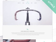 Yebo Flat HTML5 Template is a free beautiful, fully responsive HTML5 one page website, released free to the design community for all to enjoy.