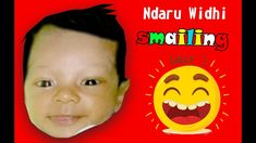 Baby's First Smile  Ndaru Widhi | Baby Fun