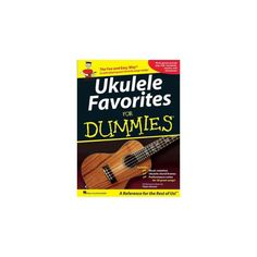 Ukulele Favorites for Dummies ( --For Dummies) (Paperback)