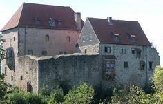 Burg Tannenberg, Nentershausen