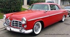 1955 Chrysler Imperial - Google Search