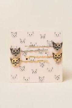 Kitty Cat Bobbies