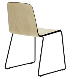 Chaise empilable My Chair Assise bois