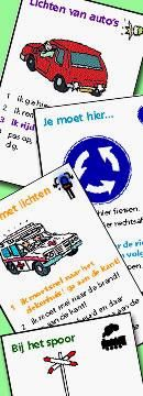 Verkeerstaal kwartet, veilig verkeer nederland