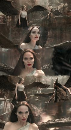 """Angelina Jolie — Do you feel like a """"wild woman""""? """"Of course!"""