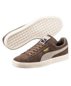 PUMA PUMA MEN S SUEDE CLASSIC + SNEAKER.  puma  shoes   a53819419