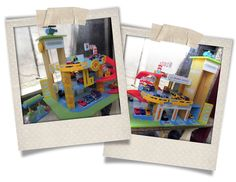 REVIEW: LE TOY VAN GRAND GARAGE PLAY SET