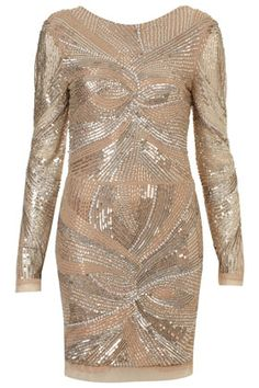 Love this dress!! 26th bday celebration dress maybe???? Embellished Bodycon Dress