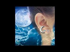 And they danced by the light of the moon! - Wish and Whim Jewelry - YouTube. Crescent Moon Flat Back Stud Earring. Perfect for cartilage piercings, multiple piercings, multiple earrings. Wonderful gift for the star lover.