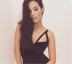 Chloe Bridges in a FL&L Bodysuit