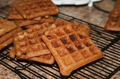 We provide seasonal recipes that are delicious, easy, achievable, and affordable. Gluten Free Waffles, Freezer Meals, Grains, Baking, Breakfast, Easy, Recipes, Food, Morning Coffee