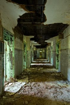 The Kingston Lounge: Central State Hospital, Milledgeville, GA