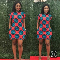 The complete pictures of latest ankara short gown styles of 2018 you've been searching for. These short ankara gown styles of 2018 are beautiful African Fashion Ankara, Latest African Fashion Dresses, African Dresses For Women, African Print Dresses, African Print Fashion, African Attire, Dress Styles For Ladies, Africa Fashion, Ankara Short Gown Styles