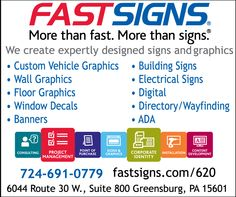 Signs, Fast!