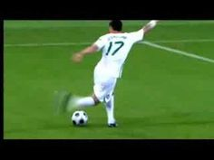 Don't like the song, but these are some great soccer tricks - YouTube