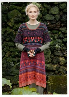 """""""Ängskär"""" cotton dress – Dresses for all tastes – GUDRUN SJÖDÉN – Webshop, mail order and boutiques 